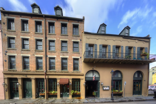 508 Toulouse French Quarter Condos