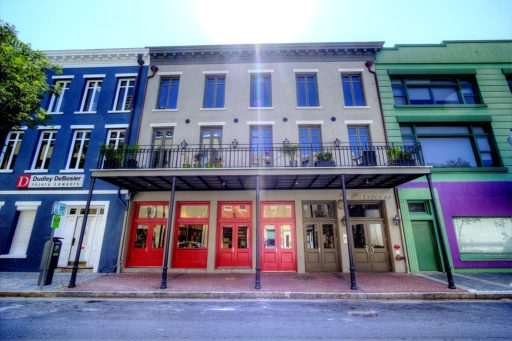 628 Baronne New Orleans Apartments Le Fabricant