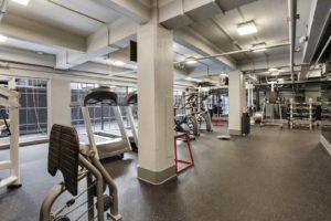 516 Bienville Crystalline -Gym