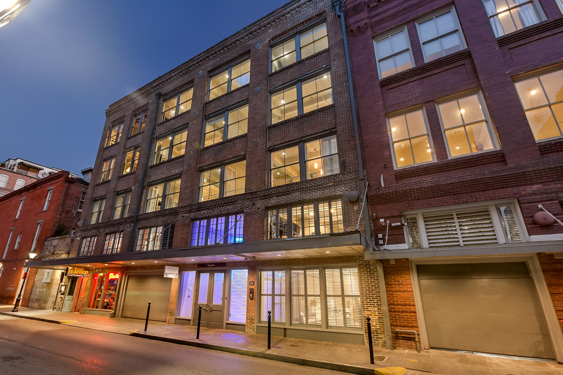 Crystalline - 516 Bienville - French Quarter Luxury Apartments by Orleans Properties