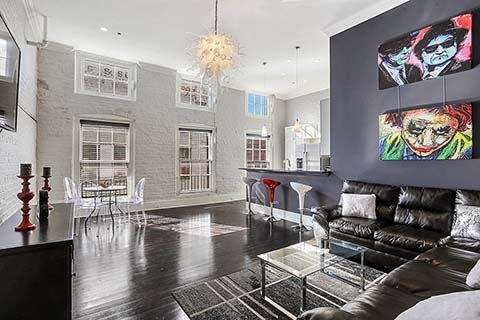 Orleans Properties Luxury Apartments French Quarter